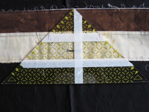 Masking Tape, an invaluable Quilter's Tool